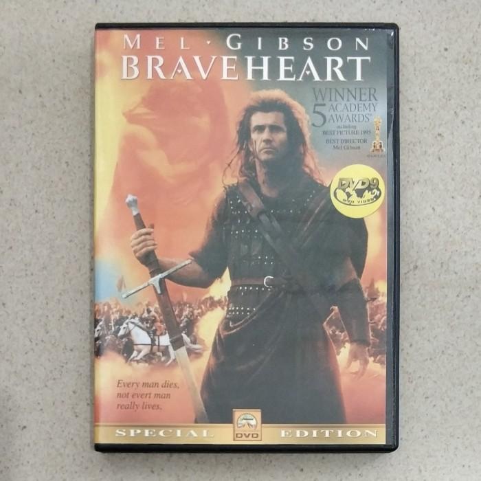Jual Dvd Braveheart 1995 Kota Surabaya Ahp Store Tokopedia