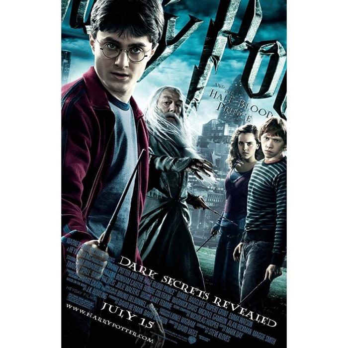 Jual Film Dvd Harry Potter And The Half Blood Prince 2009 Kota Bandung Invisible Anime Toku Tokopedia