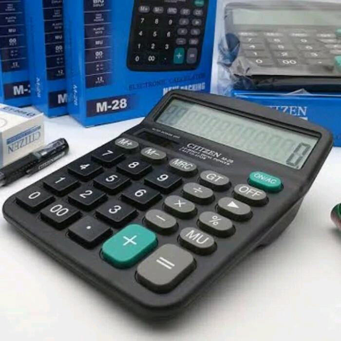 Jual Diskon Kalkulator Elektronik Limited Kota Bandung Buku Pandai Atk Tokopedia