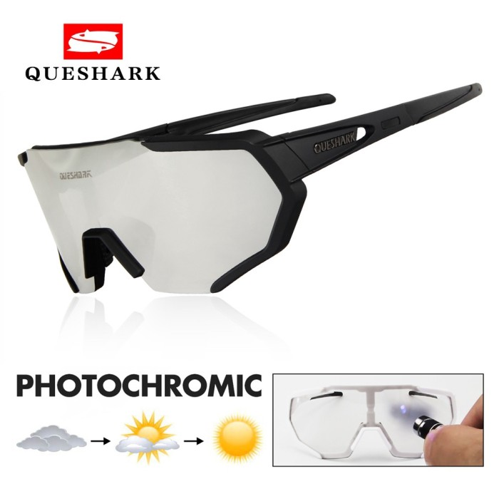 Foto Produk Kacamata Goggle Photochromic UV400 Aneka Warna untuk Sepeda dari The Gold Master