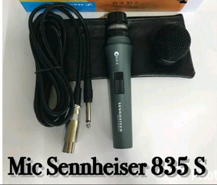 Foto Produk Mic kabel Sennheiser 835e dari Nandifa Dwi Tanzila