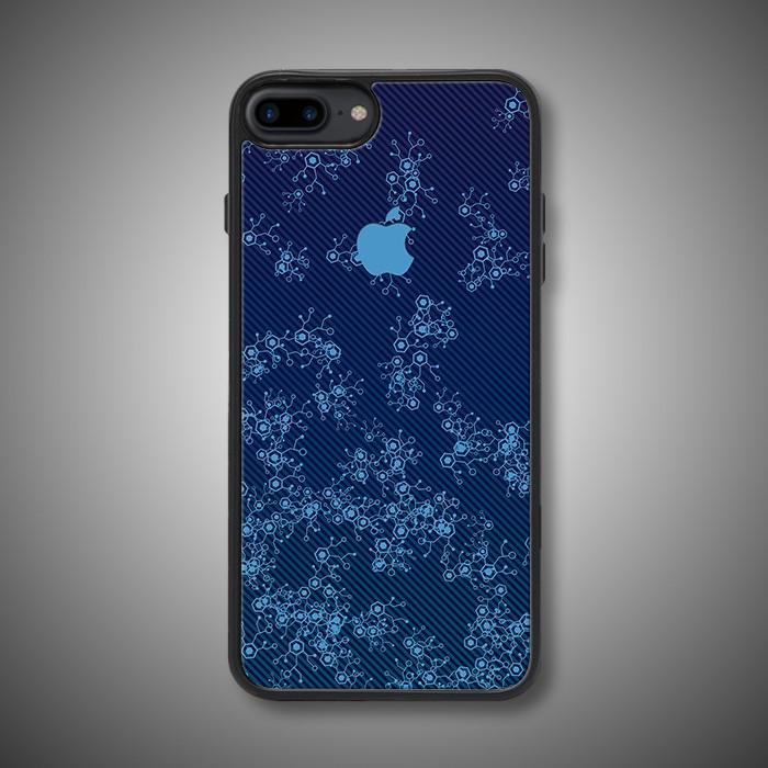 Jual iPhone 7 8 Plus Casing Soft Case Motif Ingress Hack Biru SEM 0007 -  Kab  Bogor - Etoide | Tokopedia