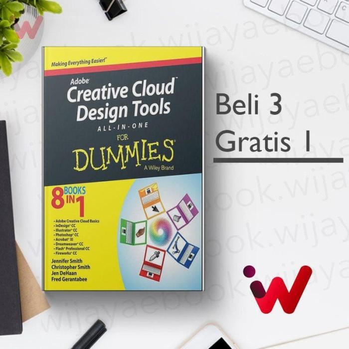 Jual Adobe Creative Cloud Design Tools All-in-One For Dummies [eBook] - DKI  Jakarta - Knowledge Tree 2 | Tokopedia
