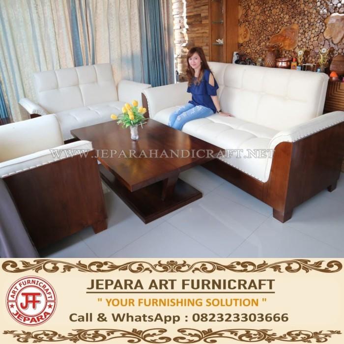 Jual Sofa Minimalis Terbaru 2019 Di Tangerang 081227901900 Kab Jepara Rustika Tokopedia
