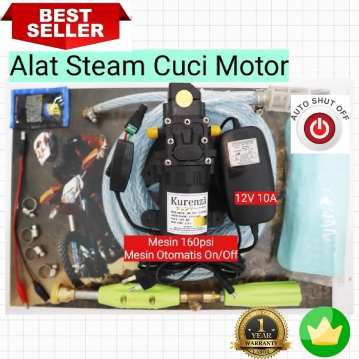 harga Steam rain & dew spek tinggi 120psi 5lpm 8.5bar alat cuci motor xccx Tokopedia.com
