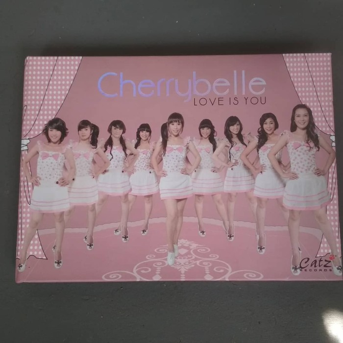 love lagu me book and belle cherry is you