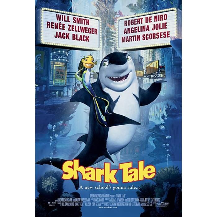 Jual Dvd Film Anak Shark Tale 2004 Text Indonesia Play Dvd Player Kota Bandung Galaxydvd Tokopedia