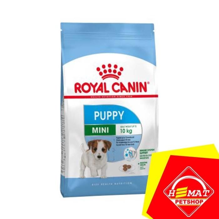 Jual Makanan Anjing Royal Canin Mini Junior 2 Kg Mini Puppy 2kg