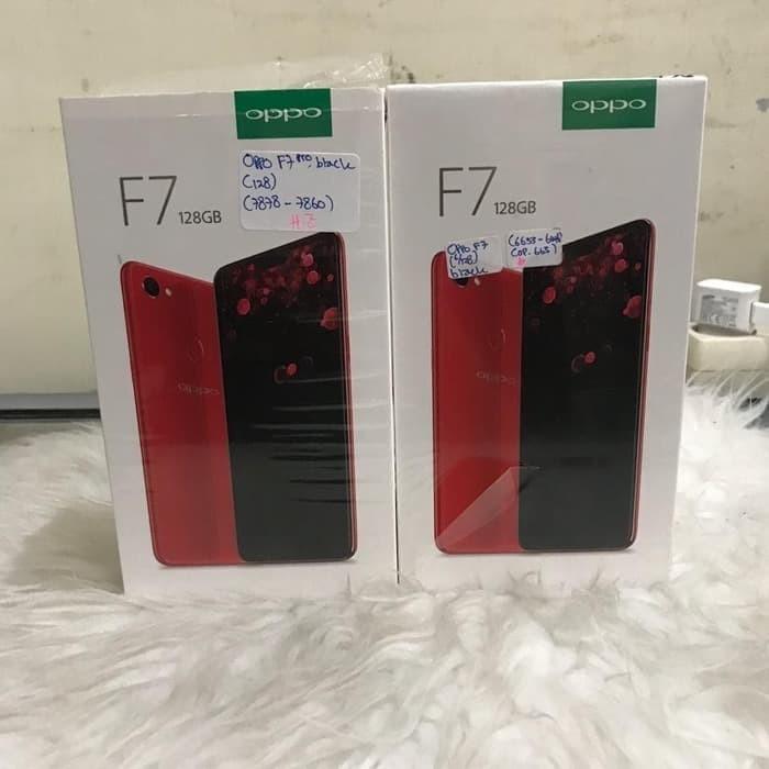 Foto Produk Oppo F7 Pro (6/128 GB) Black - Hitam dari Frisia Shop