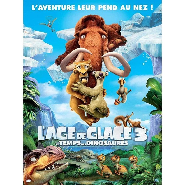 Jual Film Dvd Ice Age Dawn Of The Dinosaurs 2009 Teks Indonesia Play Dvd Kota Bandung Invisible Anime Toku Tokopedia