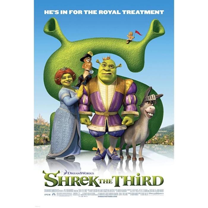 Jual Film Dvd Shrek The Third 2007 Teks Indonesia Play Dvd Kota Bandung Invisible Anime Toku Tokopedia