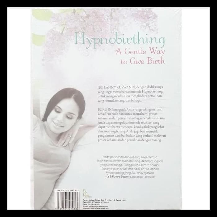 Jual Termurah Buku Melahirkan Hypnobirthing Gentle Way To Give Birth Hypno Jakarta Pusat Asyam Olshops Tokopedia