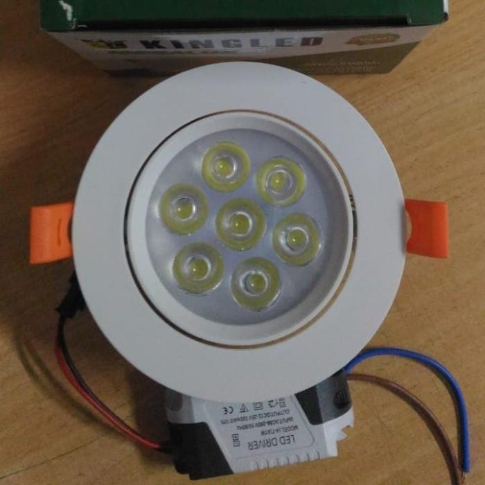 Jual Lampu Led Plafon 7 Watt Kota Medan Counter Stock Tokopedia