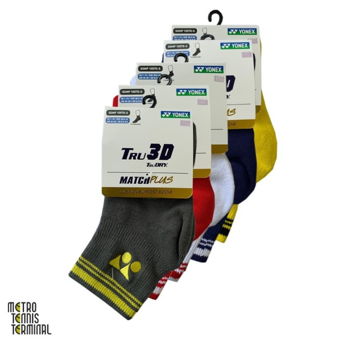 harga Yonex socks ssmp 1057s-s ( kaos kaki pendek ) Tokopedia.com