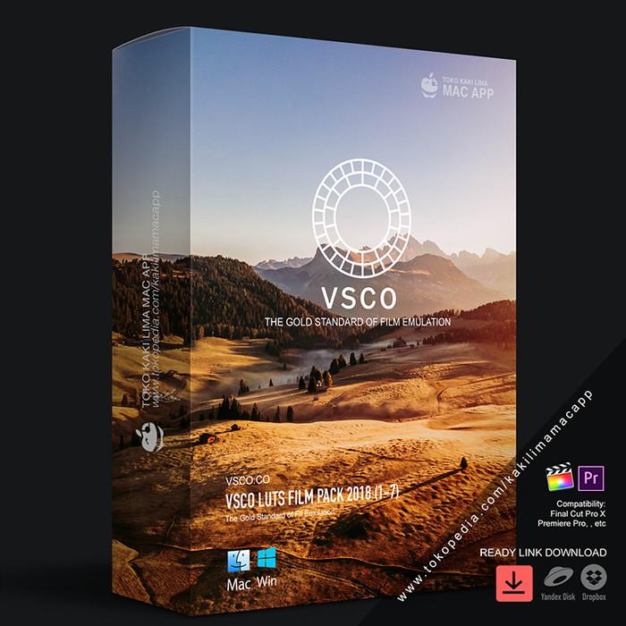 Jual VSCO LUTS Film 2018 (Pack 1-7) - Kota Gorontalo - Kaki Lima Mac App |  Tokopedia