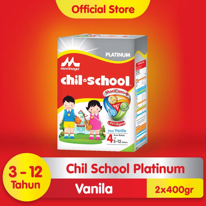 Foto Produk Morinaga Chil School Platinum Moricare Vanila 800 gr dari Toko Oneway