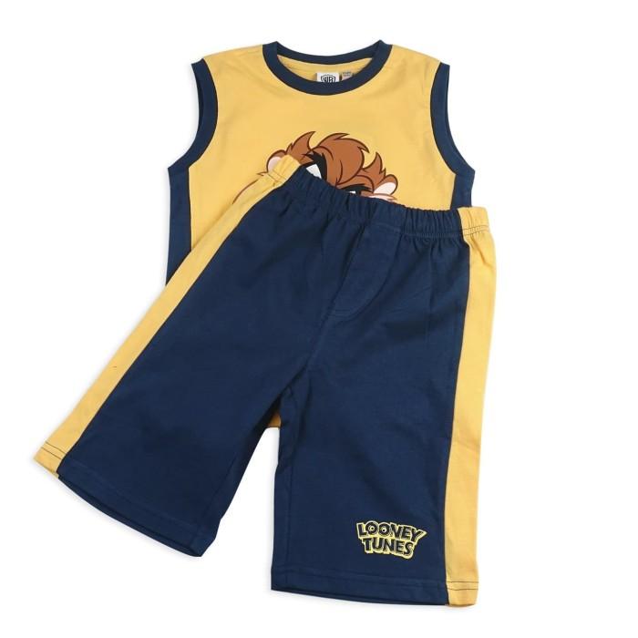 harga Kids icon - baju setelan anak laki-laki looney tunes - lb7s0100190 - 6-12 bulan Tokopedia.com