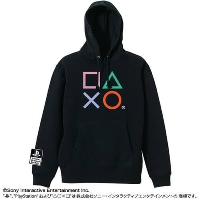 Foto Produk Jaket Hoodie Sweater Zipper PLAYSTATION GAMING SINCE dari B Apparel