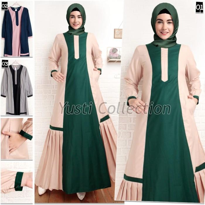 Foto Produk baju muslim remaja - Hijau dari andre_olshop12