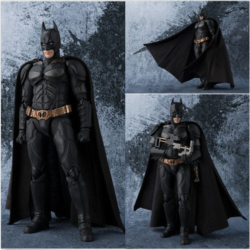 15CM S.H.Figuarts The Dark Knight Batman Action Figure Model Toys New in Box