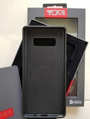 official photos 998dc ead3e Jual case samsung case oppo TUMI SAMSUNG GALAXY Leather Case for NOTE 8 ca  - DKI Jakarta - Dewi Naga Aksesoris | Tokopedia