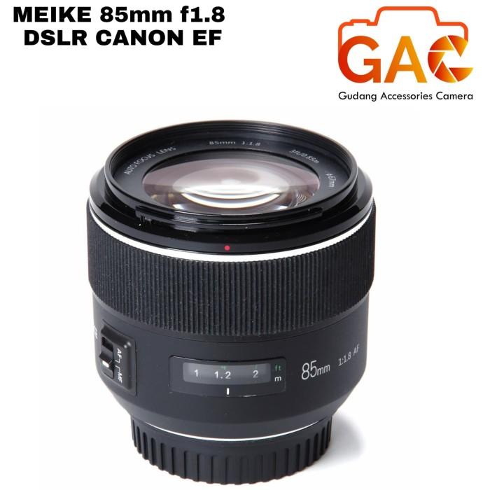 harga Lensa meike 85mm f1.8 for canon ef (dslr) Tokopedia.com
