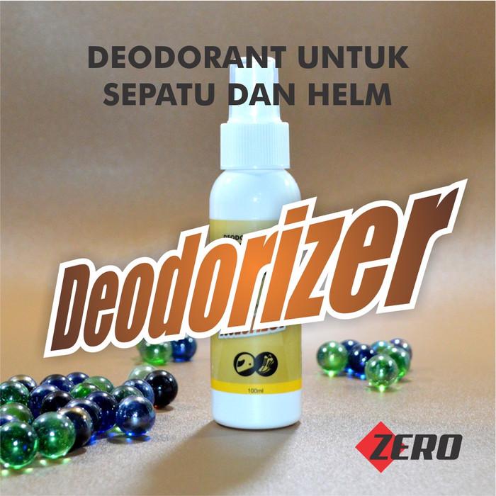 Foto Produk ZERO Shoes & Helmet Deodorizer - Deodorant Sepatu dan Helm dari Britomart