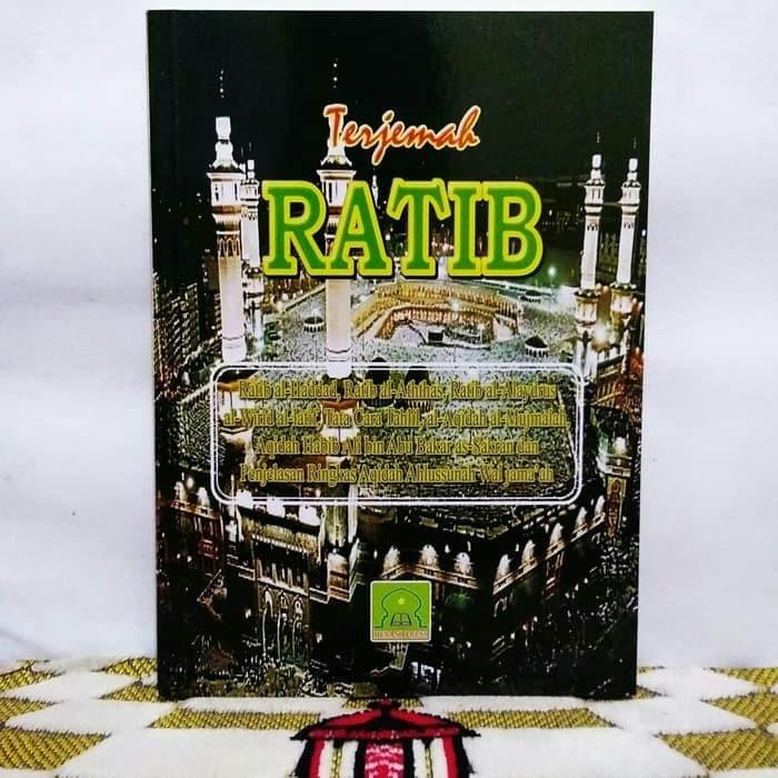 Selling Ratib Books Translated - West Jakarta - Pusat