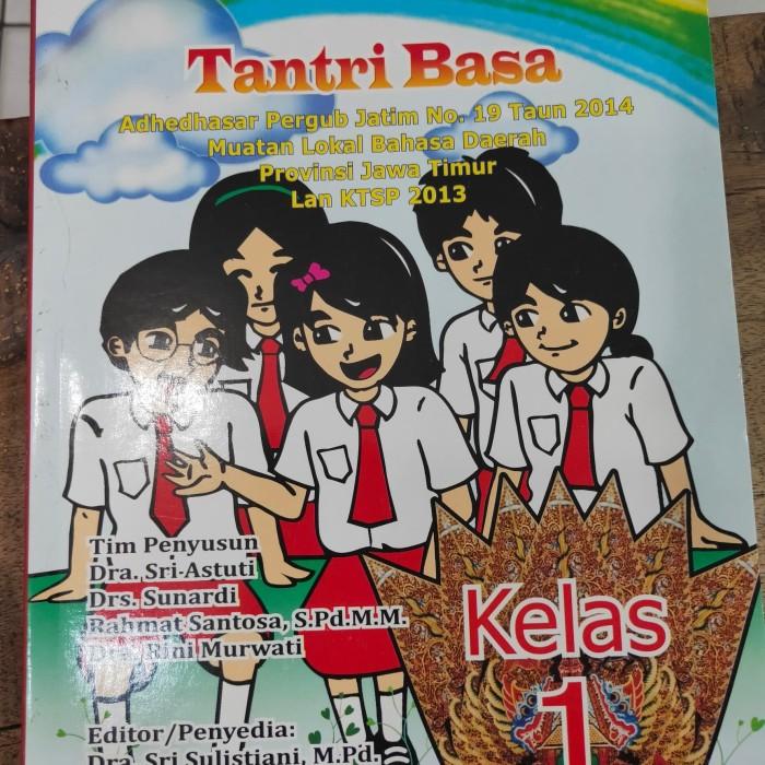 Buku Bahasa Jawa Kelas 1 Sd - Jawaban Buku