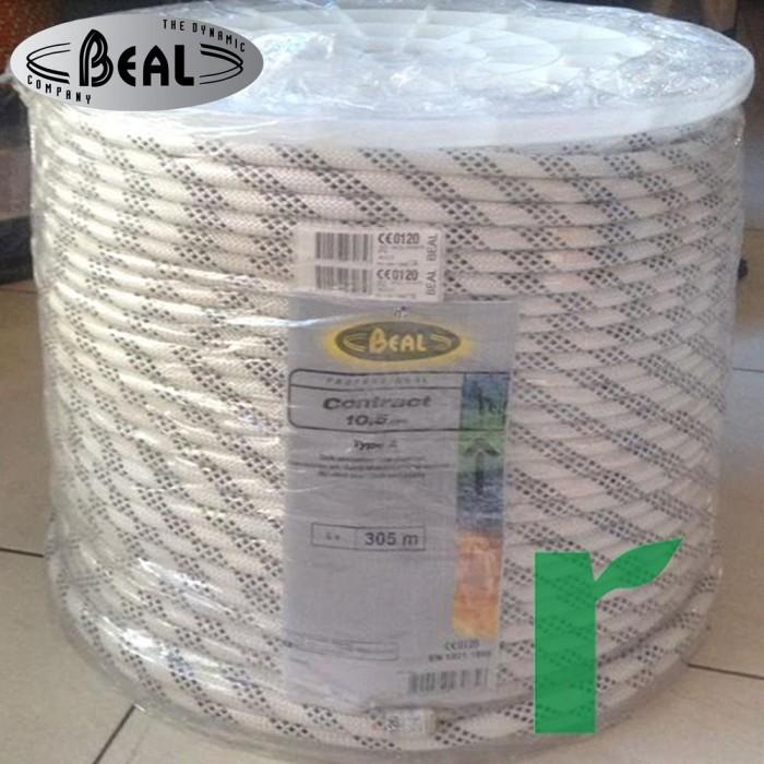 Jual Tali Karmantel Beal Contract 10 5mm X 300 Meter Semi Static Rope Cli Jakarta Pusat Sukati Tokopedia