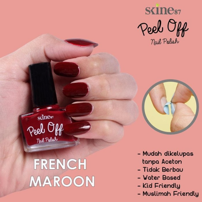 Image result for skine87 Nail polish shopee.sg