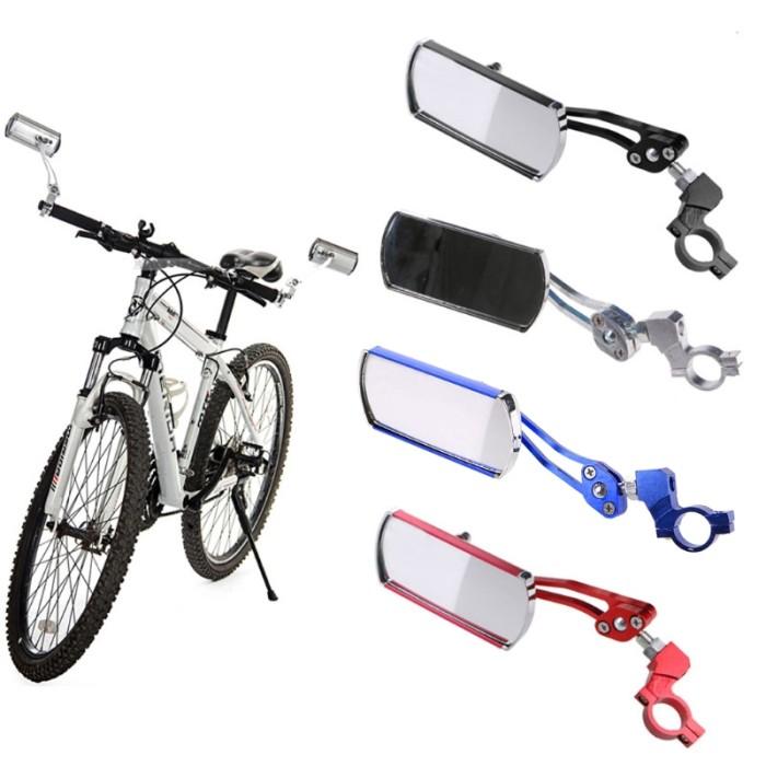Foto Produk New Style BIKIGHT 360 Rotation Bike Bicycle Mirror Reflective Safety dari DePe Sport