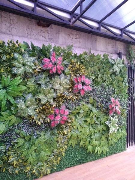 garden design - vertical ideas