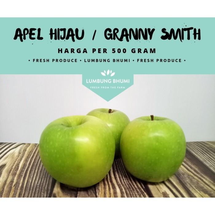 87+ Gambar Apel Granny Smith Kekinian