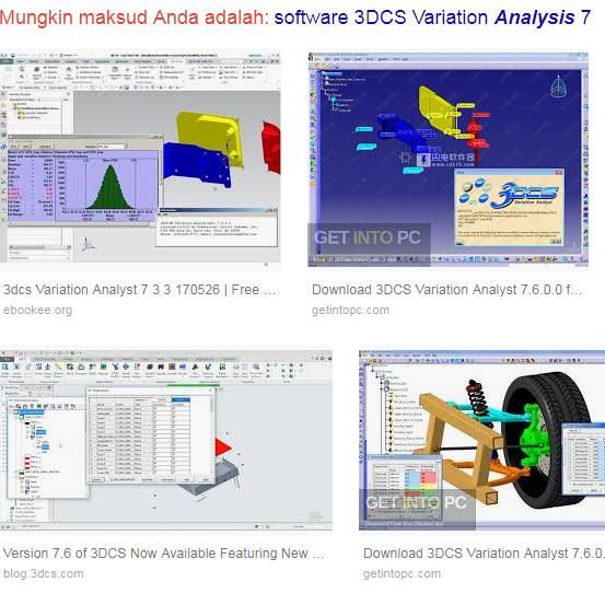 Jual 3DCS Variation Analyst 7 6 0 0 for CATIA V5 R20-29 x64 - Kota  Pontianak - Soft Kaki Lima   Tokopedia