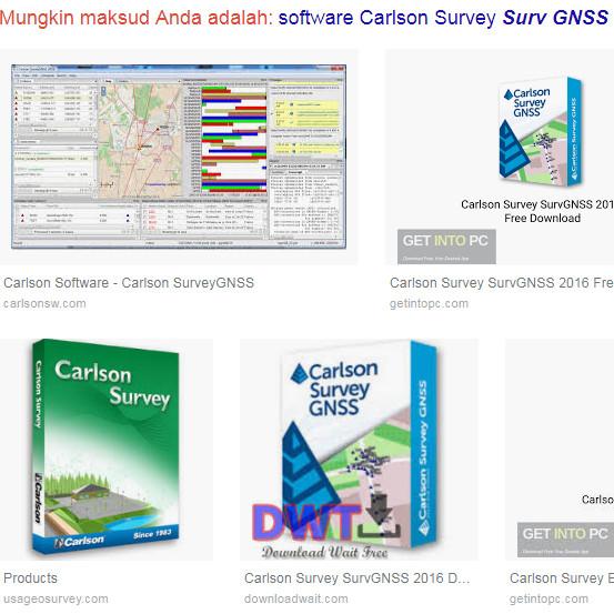 Jual Carlson Survey SurvGNSS 2016 - Kota Manado - Soft Full Versi |  Tokopedia