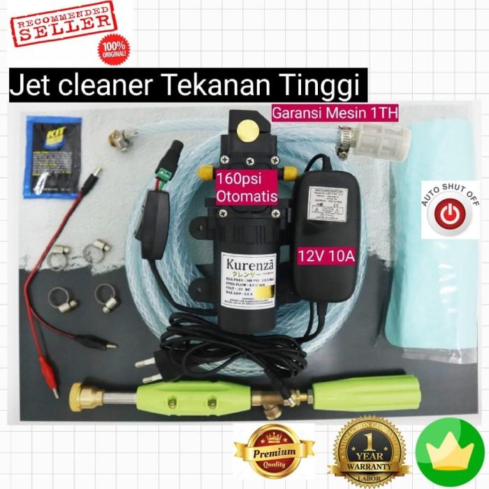 harga Mesin terbaru 120psi 5lpm 8.5bar alat cuci motor ac steam cleanershh Tokopedia.com