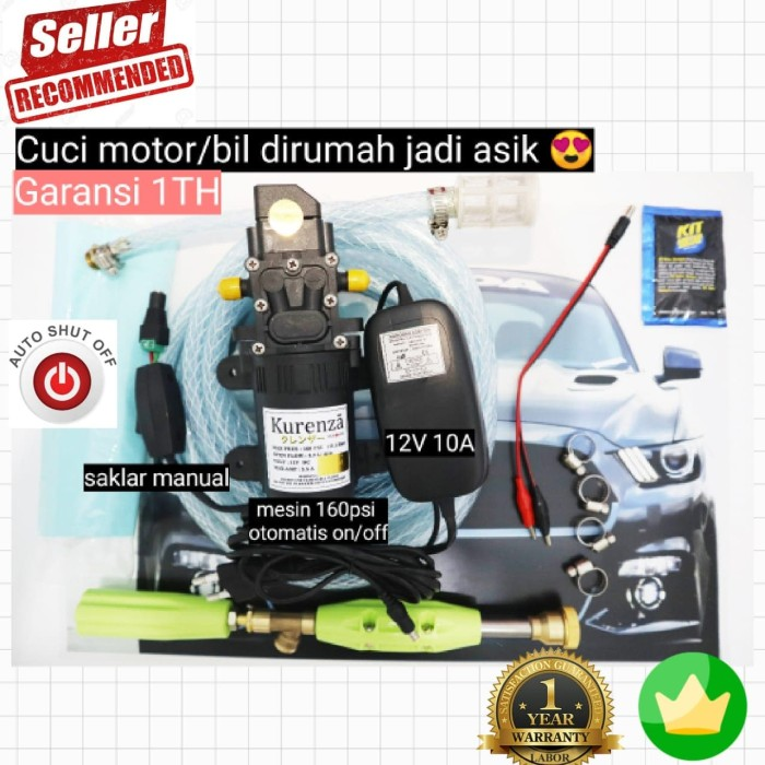harga Jet cleaner high hressure alat cuci ac motor mobil portable steam Tokopedia.com