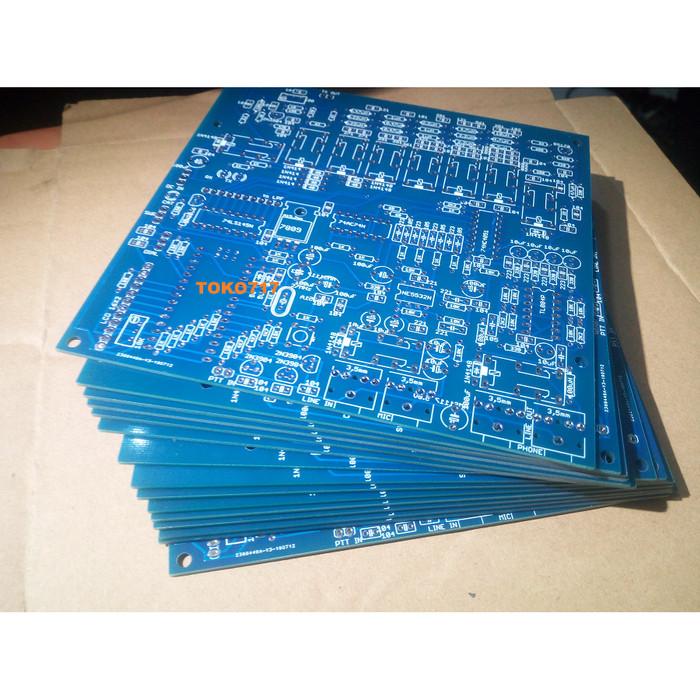 Foto Produk PCB SDR Transceiver Homebrew dari Toko717
