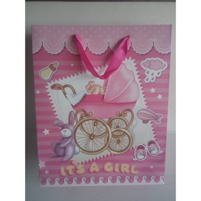 Foto Produk Paper Bag | Gift Bag | Shopping Bag Timbul Kecil 8853 | Goodie Bag dari officemart