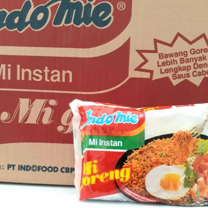 Jual Tokominah Bandung Indomie Goreng Special 1 Dus 40 Bks
