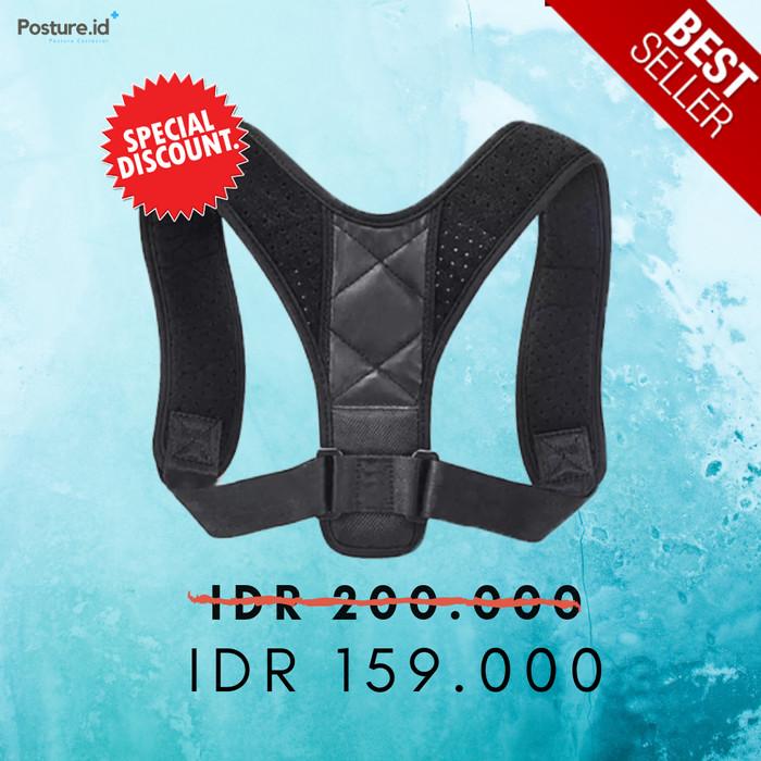 Foto Produk Posture Corrector Anti Bungkuk Support Belt dari posture.id