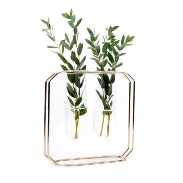 Jual Vas Bunga Luxury Flower Or Plant Vase For Home Decor Jakarta Pusat Dedek Amel Tokopedia