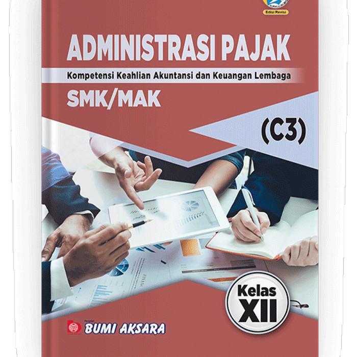 Download Buku Administrasi Pajak Kelas 11 Smk Rismax