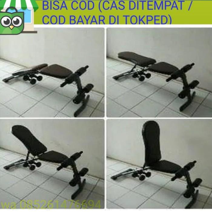harga Sit up bench Tokopedia.com
