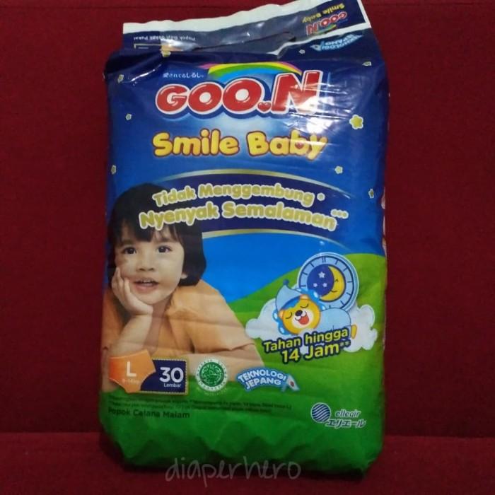 harga Goon smile baby l 30 / l30 Tokopedia.com