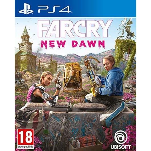Jual Ps4 Far Cry New Dawn Kota Makassar Olympic Games Tokopedia
