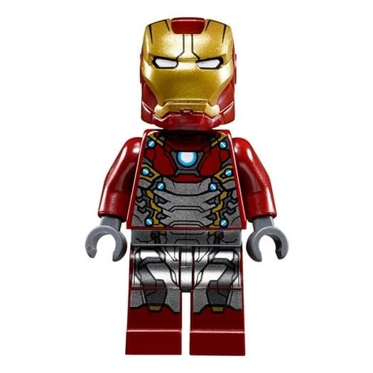NEW 76048 Scuba Iron Man Mark 37 LEGO Marvel Super Heroes Minifigure
