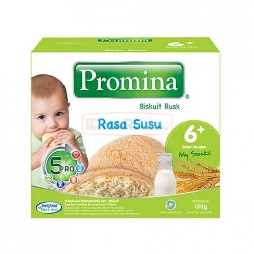 harga Promina rusk susu new 130 gr (1 pcs) Tokopedia.com