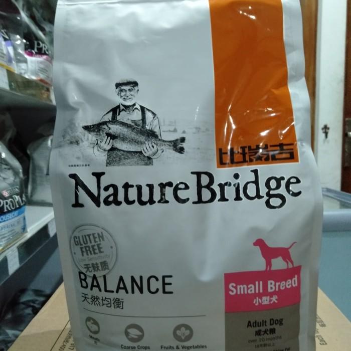Foto Produk Nature Bridge Small Breed Adult 1.5kg dari diazpetshop